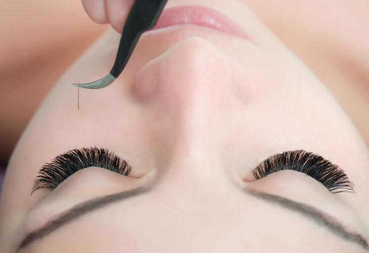 semi permanent eyelast extension aftercare
