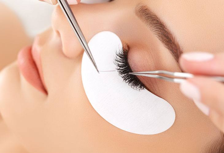 eyelash maintenance