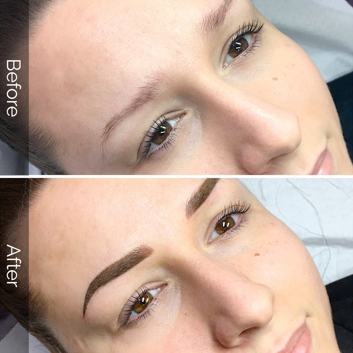 Eyebrows - Microblading Semi-Permanent Make-up