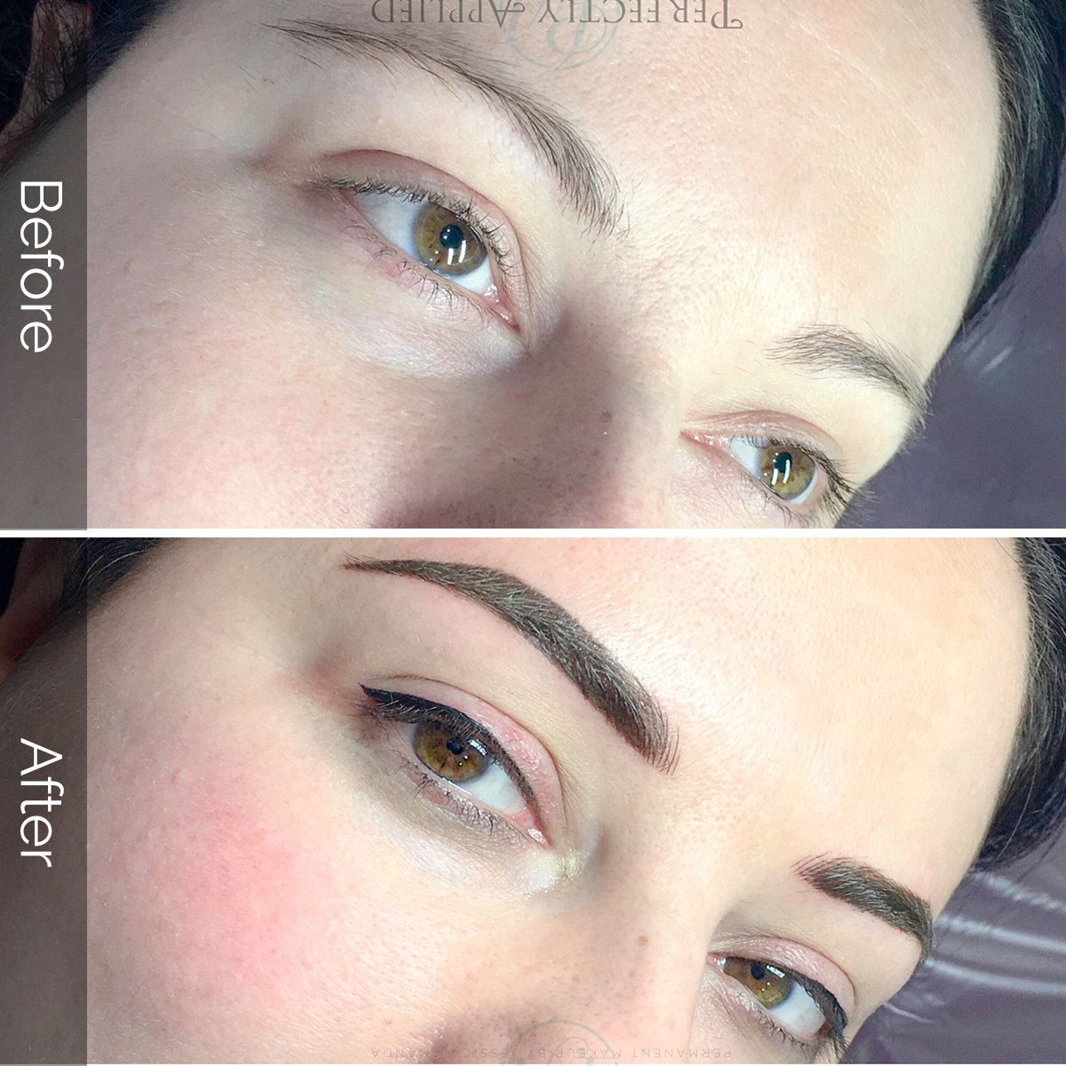 Eyebrows - Microblading Semi-Permanent Makeup