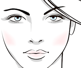 Sketch of 3D Brows and LVL Lashes
